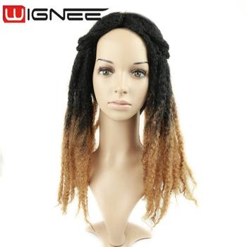 2017 Beauty Fluffy Mambo Twist Braids Synthetic Hair Afro Kinky