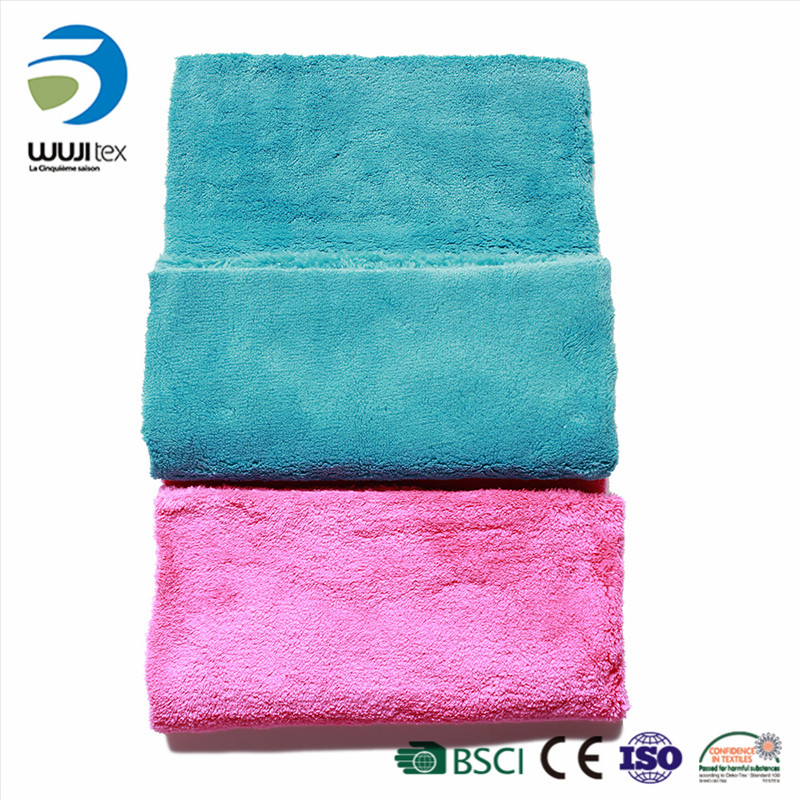 Hot Sale wholesale cleaning dust Quick-Dry microfiber towel for car