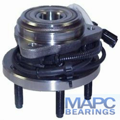 Wheel Bearing and Hub Assembly Front Precision Automotive 513206