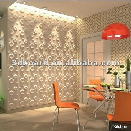 3d wall design border wallpaper