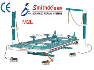 Smithde M2L Used auto body frame machine picture frame for sale