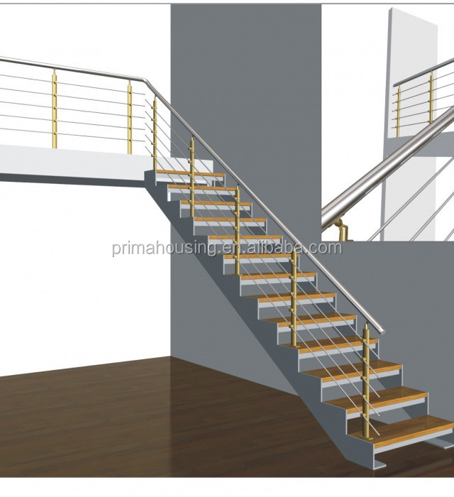 Exceptional Steel Structure Stairs With Wood Stair Step (pr L1053)   Buy Steel Structure  Stairs,Indoor Stair Economic,Used Metal Stairs Product On Alibaba.com