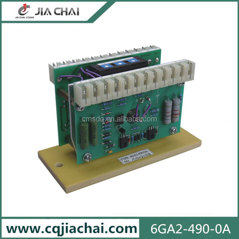 6GA2-490-0A Automatic Voltage Regulator AVR replace FOR IFC5 generator