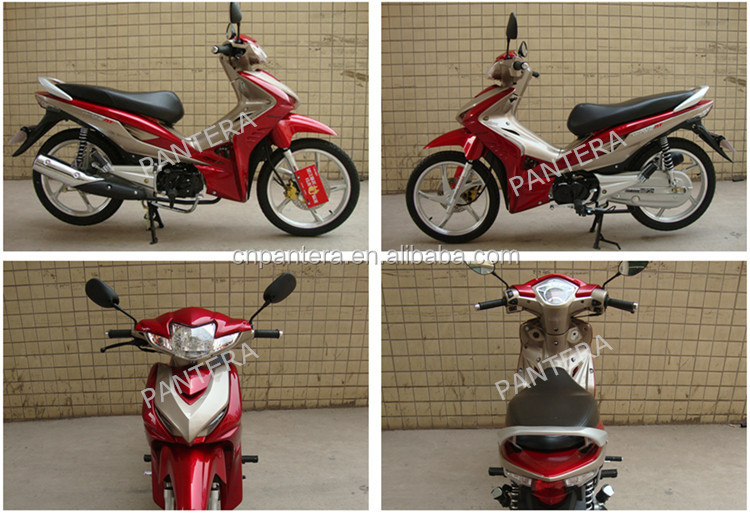 Chongqing Cheap 110cc 4 Stroke New Motocicleta Cub For Motorcycle Shop