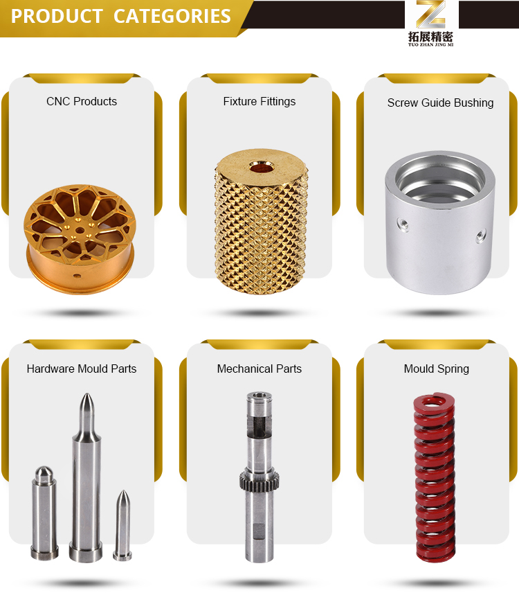 High Quality 2020 Most Popular Mold Guide Pin And Guide Bushing