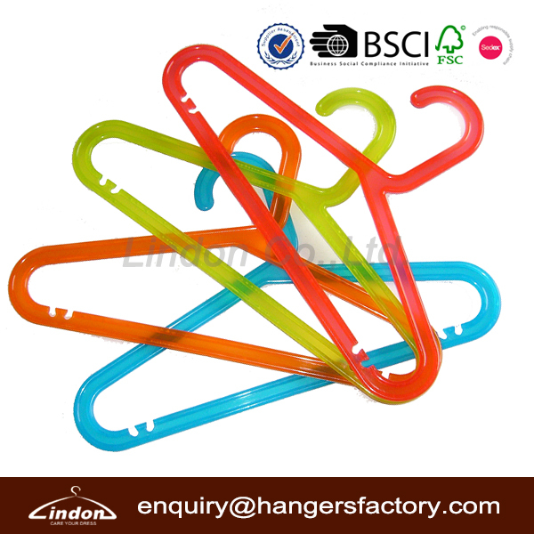 Assessed Supplier LINDON factory wholesale Cheap Plastic Hanger