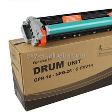 NPG-18/GPR-6/EXV3 for canon ir2200 drum unit high quality products for canon ir2200 drum unit