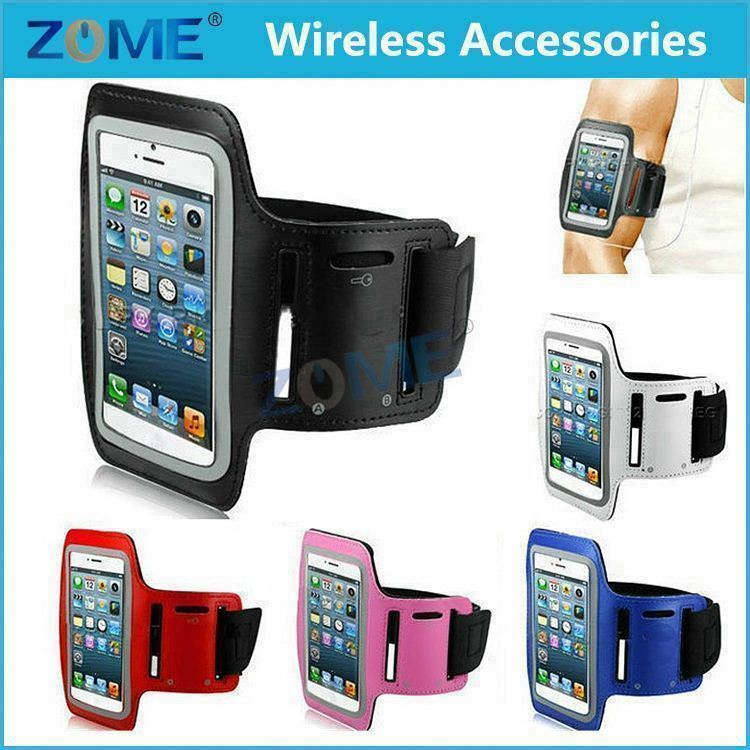 Universal Sports ArmBand Bag Arm Band Case Running Pouch For iPhone5/5S