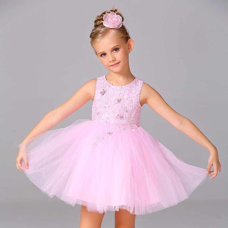 Oem Service Supply Type New Design Kids Casual Party Wear Dresses ...