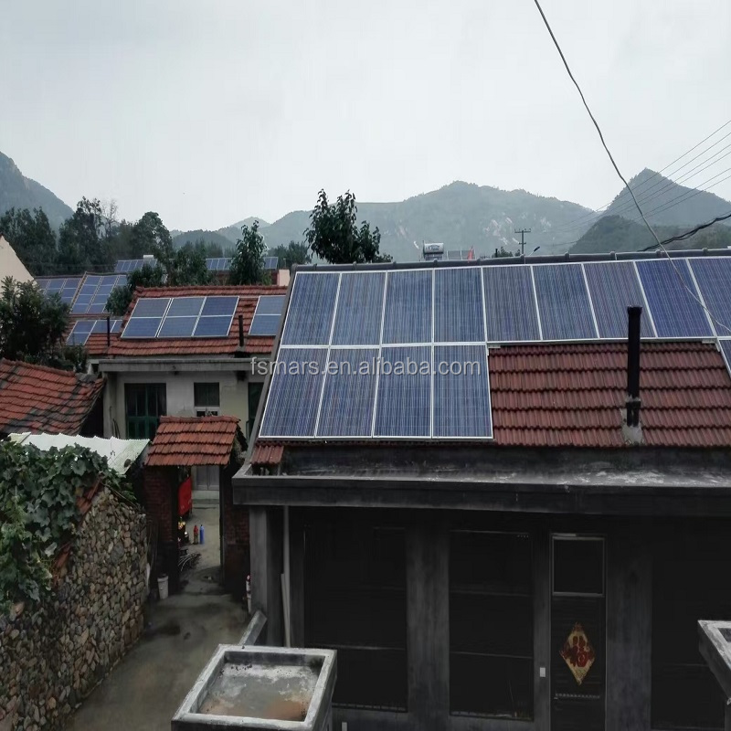 Trustworthy supplier Sale Green Energy 10kw 20 KW solar home system / solar energy product