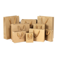 Cheap kraft paper cement bag with handle