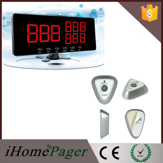 Restaurant Guest Call Waiters System China Buzzer Device Supplier