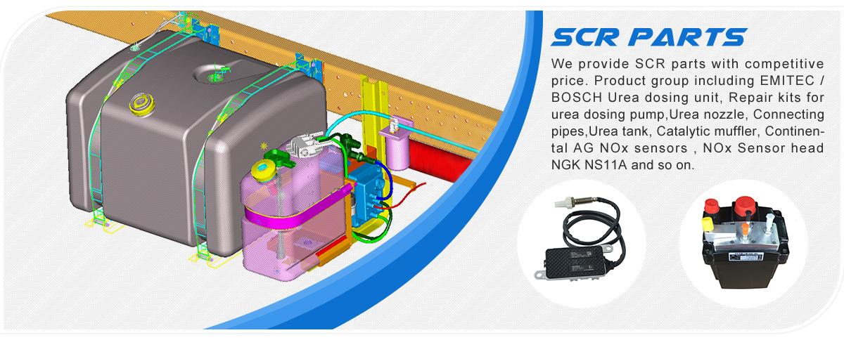 Nox Sensor Repair