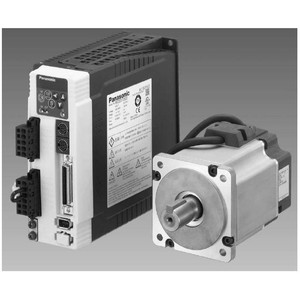 Panasonic A6 servo motor and drive 400W/750W in stock promotion sales