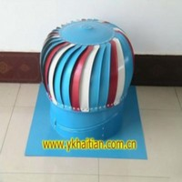 Air Exhauster Roof Ventilator, Air vent turbine Wind Turbine Roof Fan, Roof Air Vent ventilator