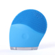 IPX 7 Eco-friendly Water-proof Sonic Silicone Facial Cleaning Brush