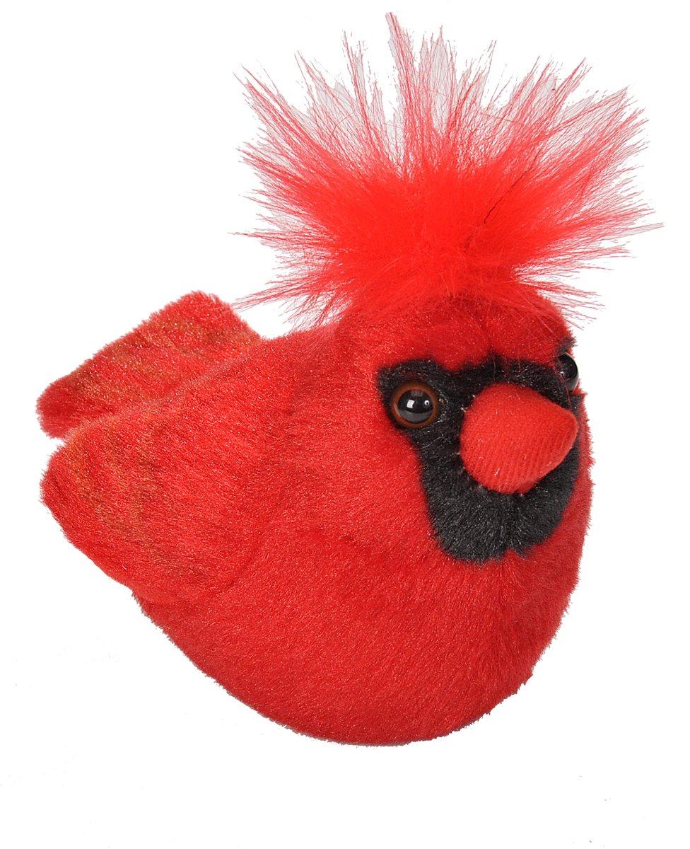 RED-TAILED HAWK Audubon Bird w// call PLUSH stuffed animal Wild Republic