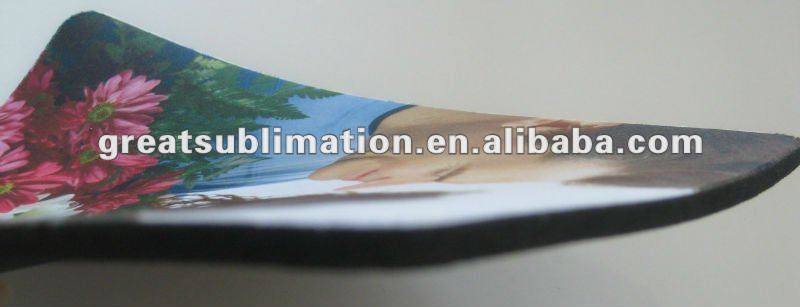 Blank sublimation mousepad
