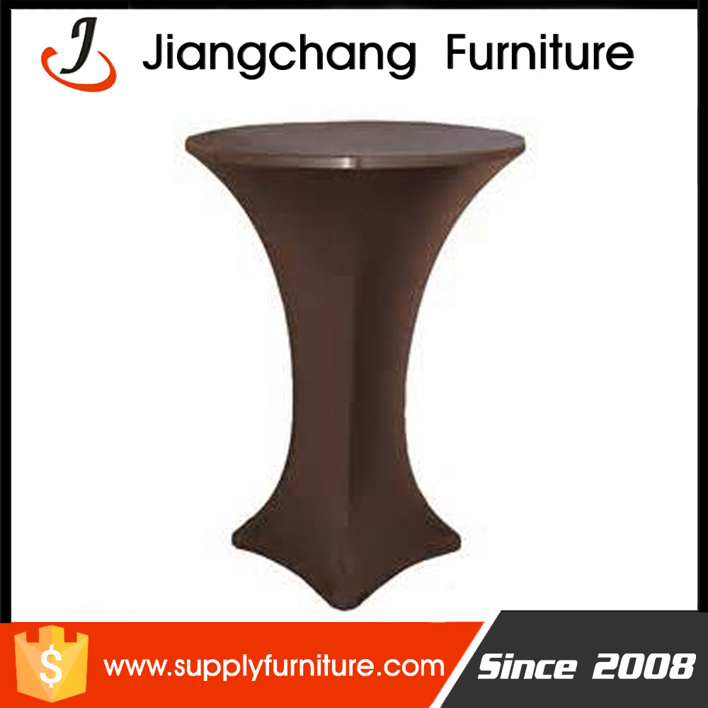 Round Plastic Table Covers With Elastic Spandex Table Cover Spandex Table Cover Suppliers And