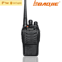 bulit-in CTCSS/DCS two way radio BJ-E66 with high powr output 5w uhf/vhf long talk distance walkie talkie