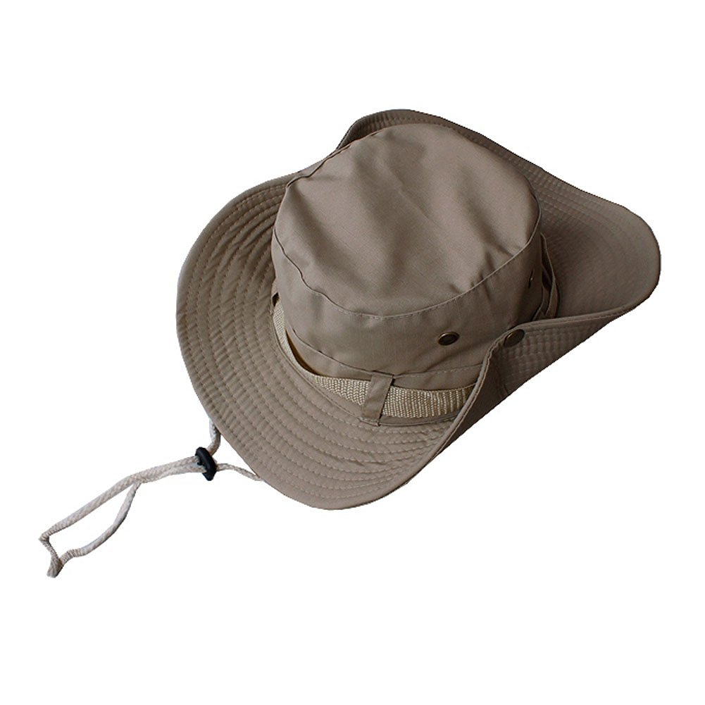 Get Quotations · Summer Outdoor Mens Womens Travelling Hat Sun Hat Fishing  Hat Uv Protection Hat Waterproof Bk018 ( 451fc845b3eb