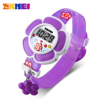 skmei 1144 beautiful flower girls hand watches popular low cost wrist watch