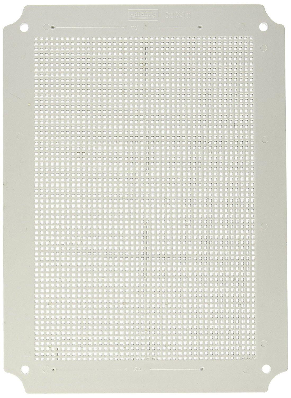 for NB Series NEMA Box 13-51//64 Length x 9-57//64 Width x 11//64 Thick BUD Industries NBX-10997-PL ABS Plastic Internal Panel 13-51//64 Length x 9-57//64 Width x 11//64 Thick