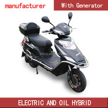200cc electri scooter with engine balance