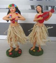 Cruscotto <span class=keywords><strong>hula</strong></span> girl bobble head