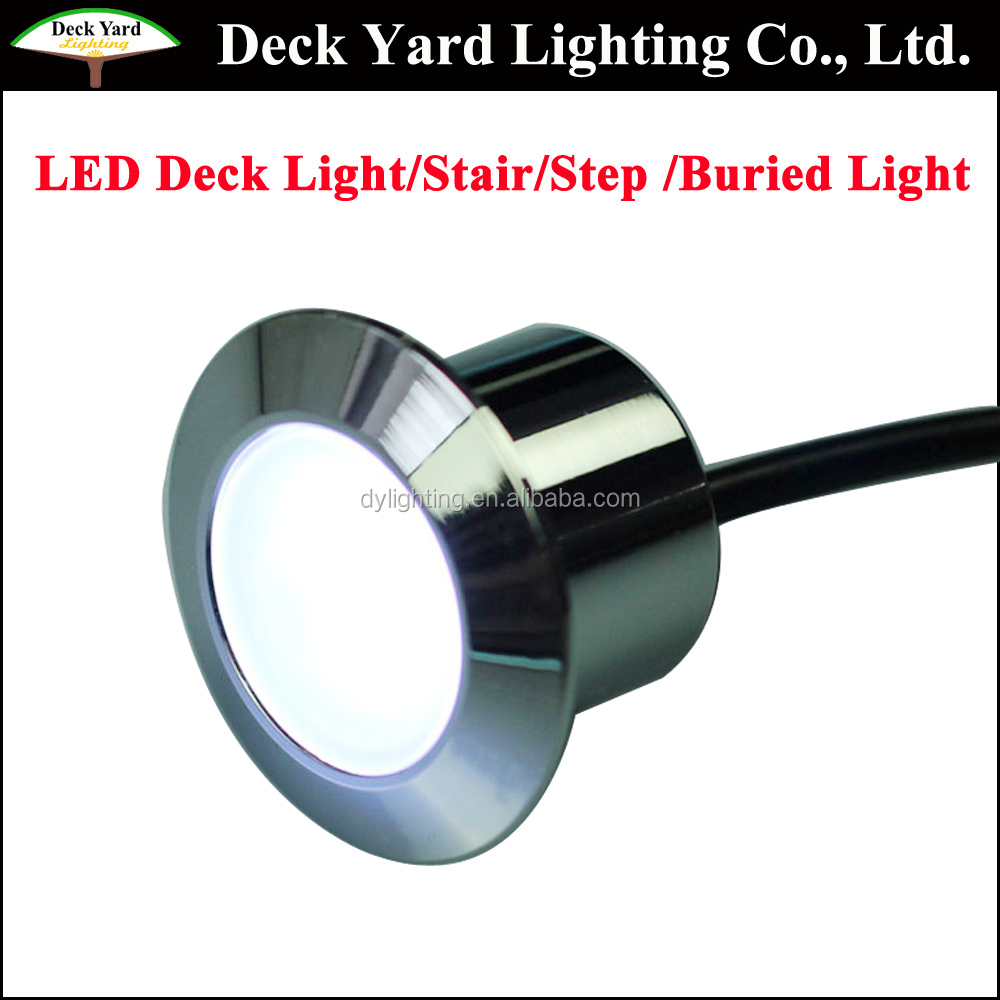 12 volt recessed deck lighting led step lights for outdoor pathway
