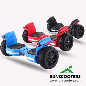 RUNSCOOTERS 2018 8.5INCH Hummer off road hoverboard scooters
