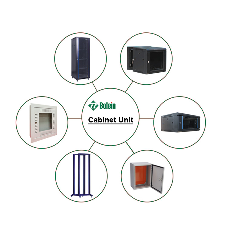 Building House Telecom Terminal Network And Telephone Box Flush Mount With Removable Frame ONT Cabinet