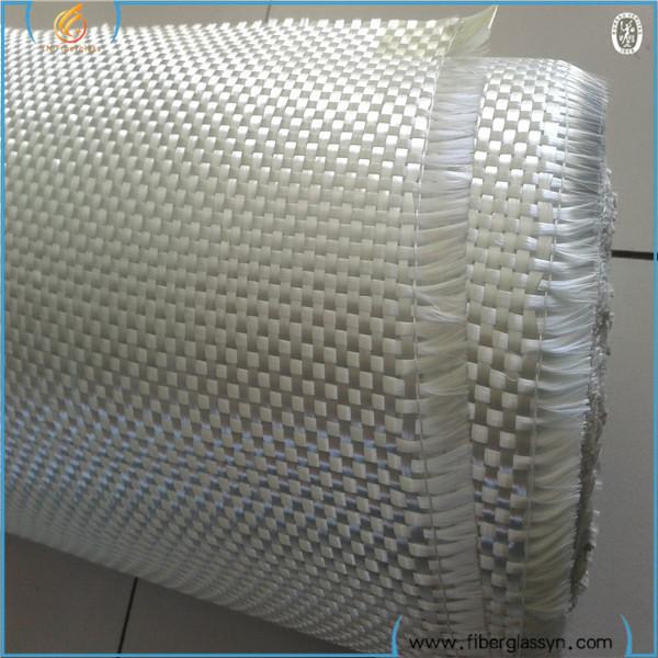 High Quality E C Glass Fiberglass Woven Roving Fabric For