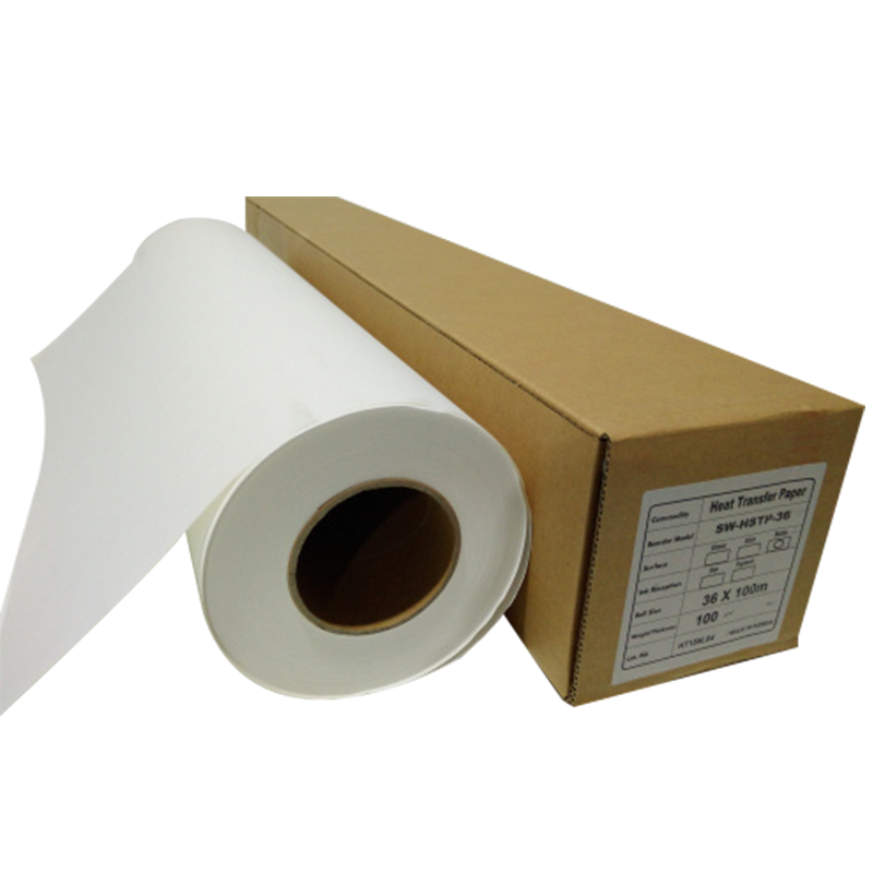 papel sublimation roll fast dry dye sublimation paper