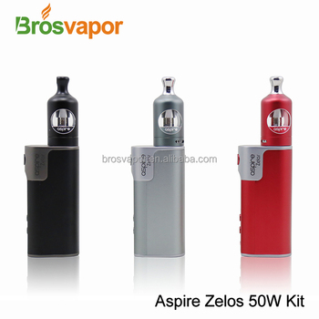 2017 new product Aspire Zelos 50W Kit from brosvapor