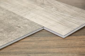Pavimenti In Vinile Effetto Legno : Di alta qualità sana composito wpc spc vinile effetto legno