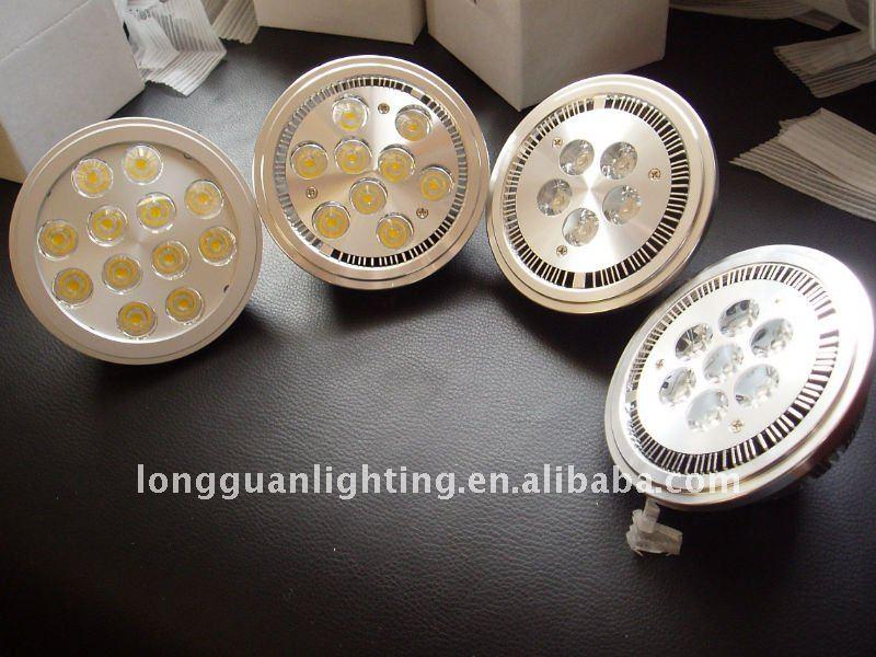 G53 Led Light Ar111 12x1w