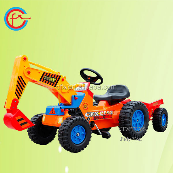 baby toys plastic pedal car for kids drive 415