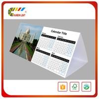 China calendar printer custom colorful printing calendar classroom lesson plan book paper teacher