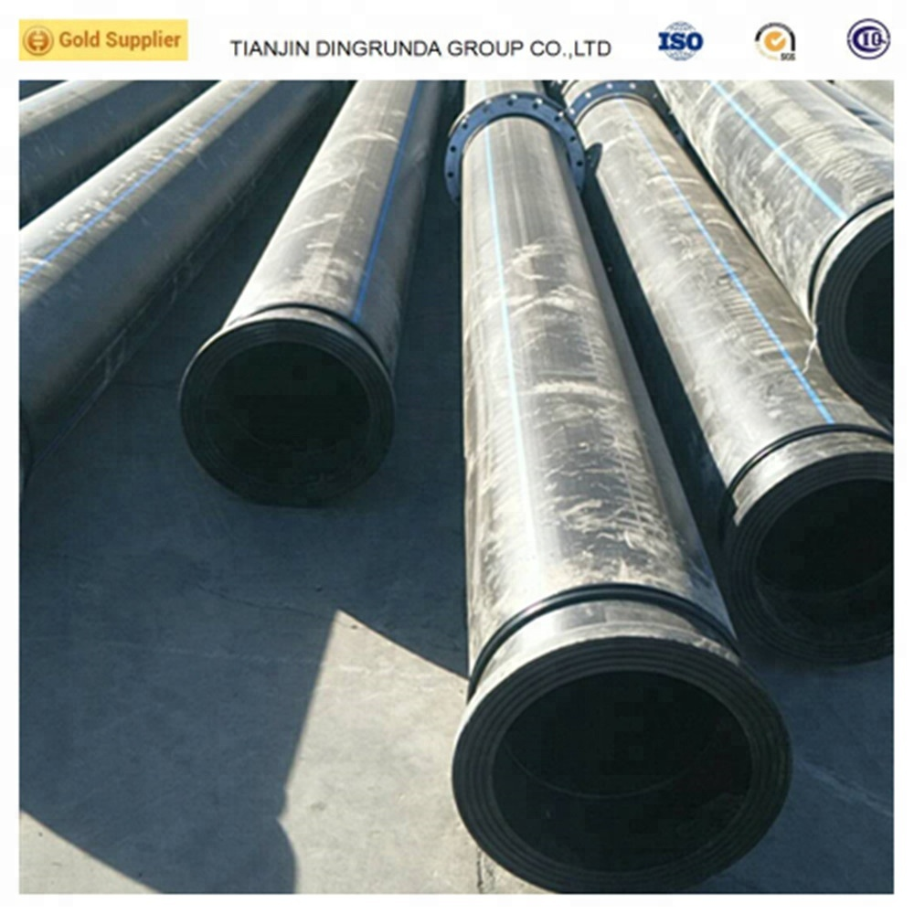 Durable 450mm hdpe dredging float pipe sand clean pipes