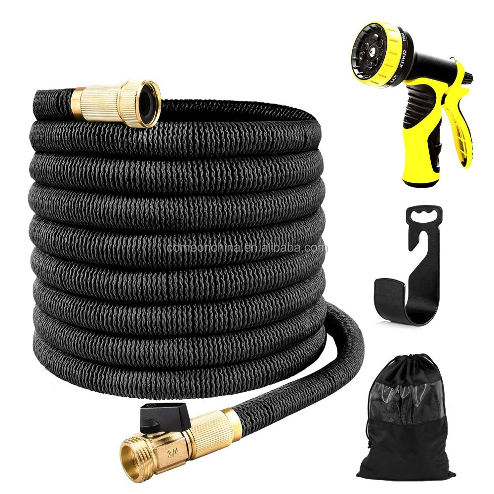 Expandable Magic Home Garden Rubber Water Pump Hose Pipe