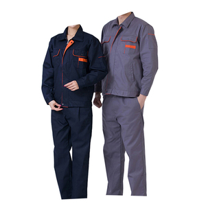 Men and Women Safety clothing Workers Mechanic Overall Uniforms