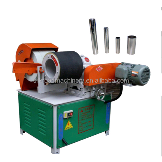 automatic Reliable metal tubes pipe polishing machine for sale
