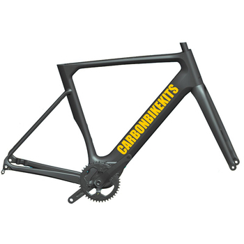 Electric Road Bike >> 700c Carbon Road Bicycle E Bike Electric Bike Bicycle Frame Compatible To Bafang M800 Motor And Battery View Road E Bike Frame 700c Electric Road