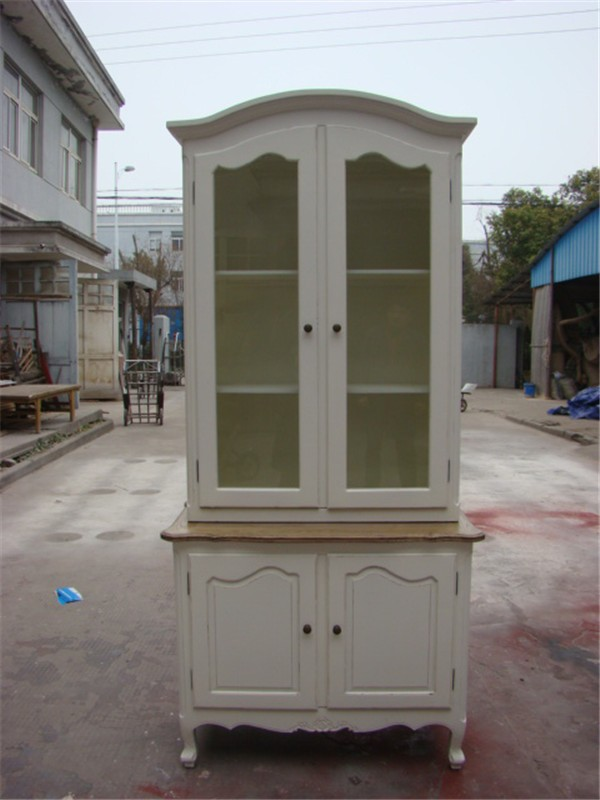 living room wooden white painted cabinet design for french style <strong>furniture</strong>