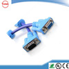 High speed dvi to vga male monitor cable Db9 Cable To Dvi Cable