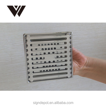 Square Shower Drain Cover.Common Floor Drain Cover Square Shower Waste Drainer Sus304 Bathroom Products Drain Stainless Steel Floor Drains Buy High Quality Floor Drain 4