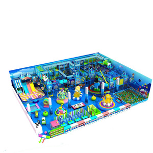 New style kids soft equipment mini indoor playground