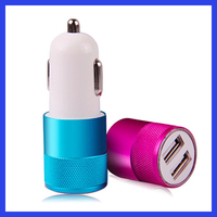 Universal Car Charger for iphone for samsung multi-fuction Car Charger Adapter single/double USB Port car charger