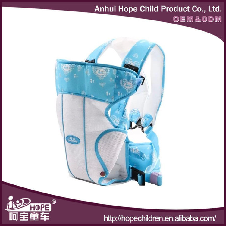 Factory Price Mom's Good Helper Ergonomic Backpack Carrier for Carrying Baby When Hiking